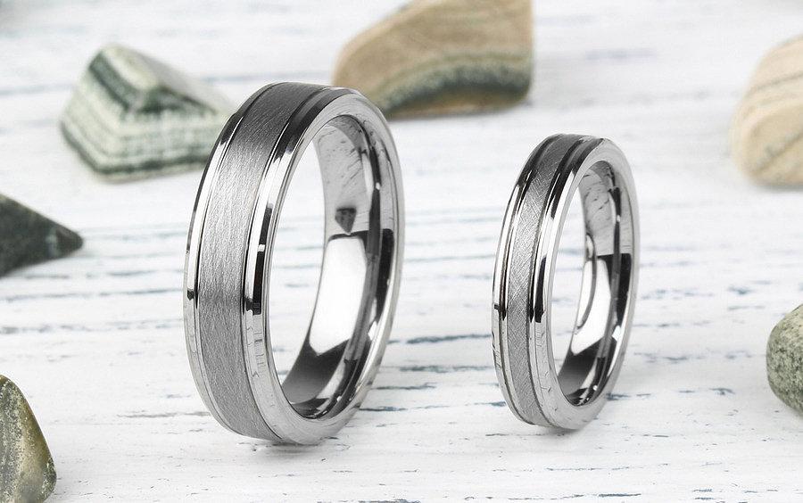 Вольфрамовые кольца
