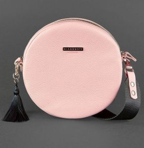 Круглая сумка (crossbody) Everiot Bnote «Geometry» Tablet Барби BN-BAG-23-barbi