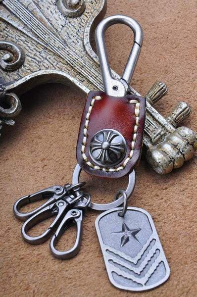 Мужской брелок Everiot TRK-0108 с армейским жетоном
