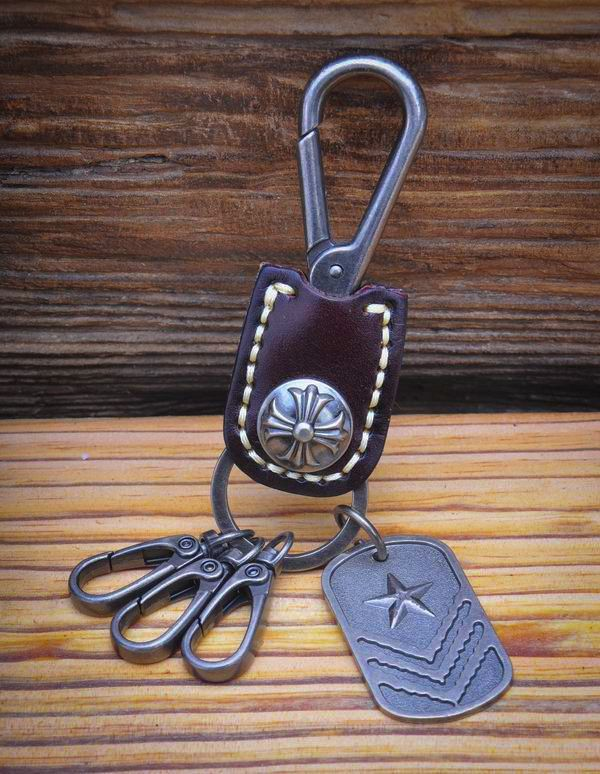 Мужской брелок Everiot TRK-0109 с армейским жетоном