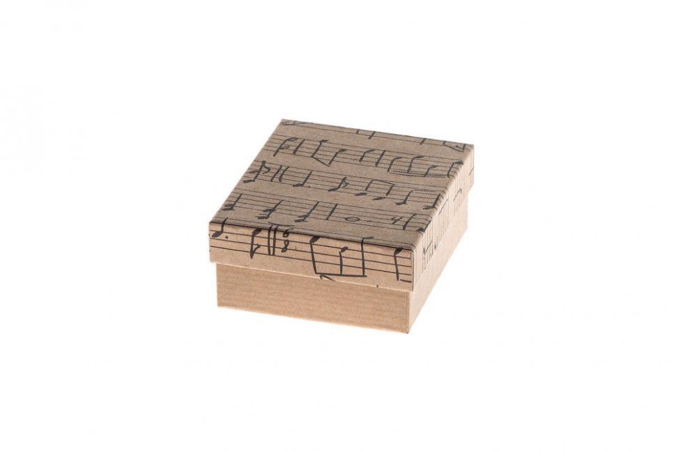 Винтажная подарочная коробка BX-201-1 средняя (в ассортименте) lnt