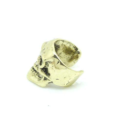 Клипса на хеликс Everiot CK-SKULL в виде черепа
